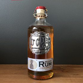Belgian Rum Pineapple