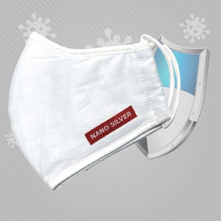 Masque Nano textile Lavable Covid-19