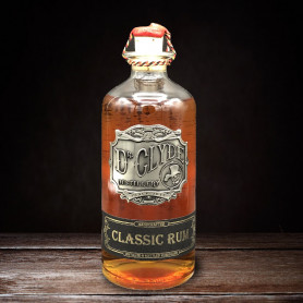 DR CLYDE Le Belgian Rum Classic