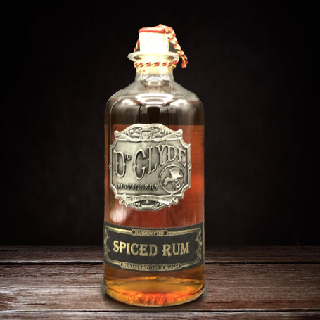 DR CLYDE Le Belgian Rum Spiced