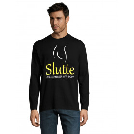 LA SLUTTE T-shirt manches longues -  Homme